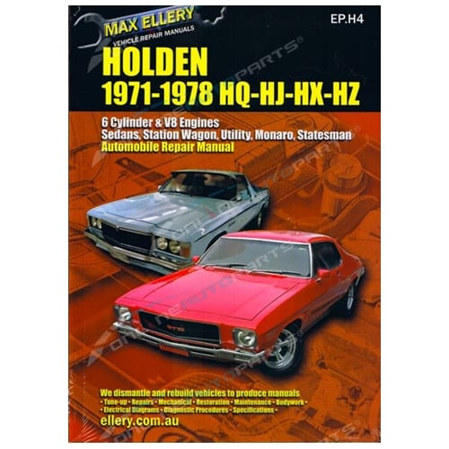 Image: Holden Hq Ignition Wiring Diagram At Anocheocurrio.co