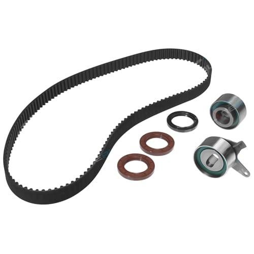 Timing Belt + Tensioner Kit Kia Rio BC 2000-7/2005 A5D 1.5L 1493cc MPI 16v DOHC Engine