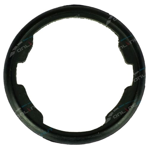 Engine Thermostat Gasket Holden Rodeo RA V6 3.5L 6VE1 3497cc 2003 2004 2005