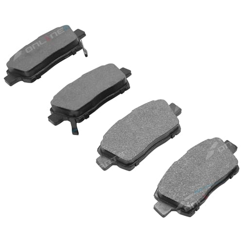 Front Disc Brake Pads Set suits Toyota MR2 ZZW30R Spyder 2 door Coupe 1.8L 8/2000 to 2005