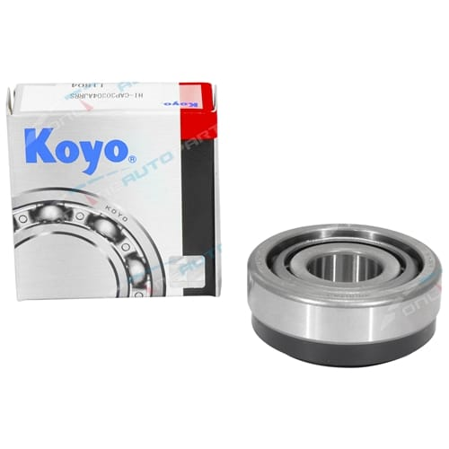 30304AJR Swivel Hub Knuckle Bearing Koyo Bearings suits Toyota Landcruiser HDJ78R 78 Series