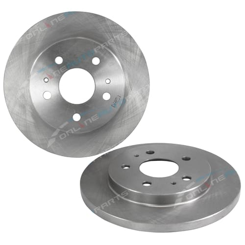 DR496-X-2 Aftermarket OEM Replacement Disc Rotor