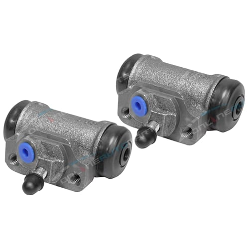 2 x Rear Wheel Brake Cylinders suits Toyota Hilux LN65 LN65R Ute 4wd 4x4 - LH + RH Pair 1983 to 1988