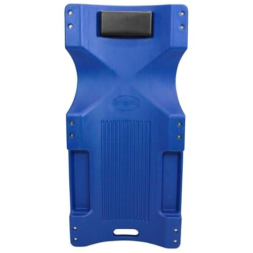 Garage Creeper Mechanic Workshop Trolley Swivel Wheels Castor Car Roller Blue 6 Castor - 120kg Rated - 40' (100cm) Length