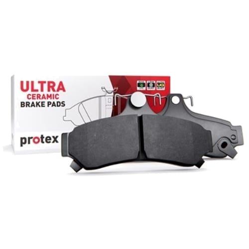 Disc Brake Pad Set (Front) Protex