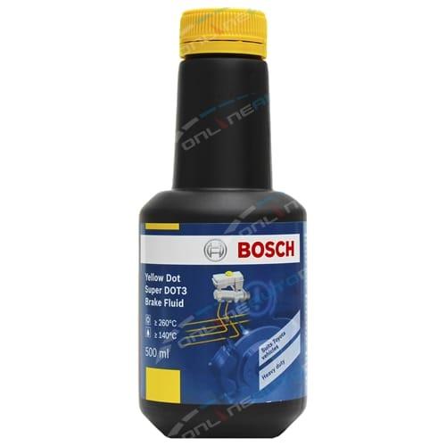 Brake Fluid 500ml DOT3 Oil / Grease Bosch