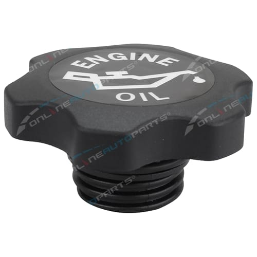TOC527 - Engine Oil Cap Plastic screw (fine thread) - Tridon