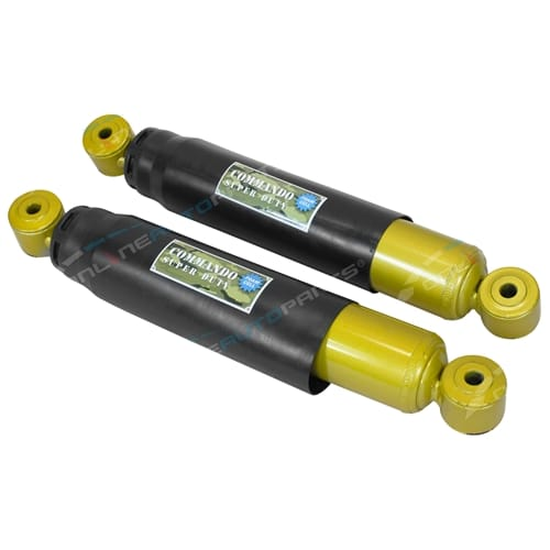 Rear Shock Absorber suits Volkswagen Amarok 2H Utility Cab Chassis RWD 4X4 2011 2012 2013 2014 2015 2016 2017