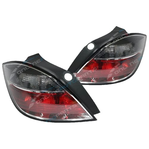 Lh+rh Tail Lights Tail Light Aftermarket OEM Replacement