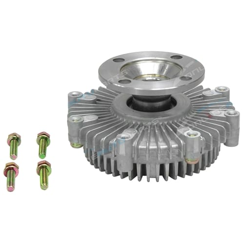Viscous Clutch Fan Hub Coupling suits Hilux RZN147R 4cyl 2.0L 1RZ-E 1998cc 1997 1998 1999 2000 2001 2002