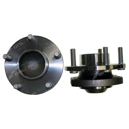 2 Front Wheel Bearing Hub Assemblies suits Toyota Lexcen VR VS Sedan + Wagon non ABS Models 1993 to 1997