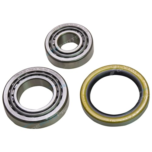 Front Wheel Bearing + Seal Kit suits Toyota Hilux 2wd RWD 76-05 Ute RN LN YN RZN