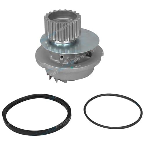 Timing Belt, Water Pump + Tensioner Kit Holden Barina TK 4cyl 1.6L F16D3 1598cc 2005 2006 2007 2008 2009 2010 2011
