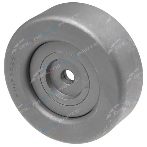 LH Upper Drive Belt Idler Pulley for Pajero V6 3.5L 6G74 3.8L 6G75 SOHC Engine 2000 2001 2002 2003 2004 05 06 07 08 09 2010 2011
