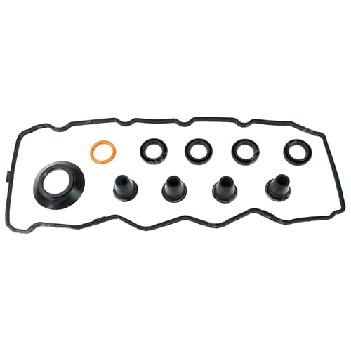 Tappet Rocker Valve Cover Gasket Set Nissan Navara D40 4cyl 2.5L Turbo Diesel From 9/2006 2007 2008 2009 to 1/2010 DOHC YD25DDTi