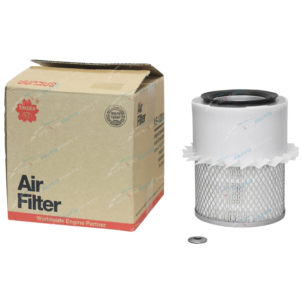 Sakura Air Filter Cleaner FAS-1201 Interchangeable with Ryco HDA5240