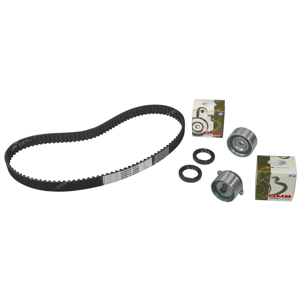 Timing Belt + Tensioner Kit Courier PC 1988-1991 4cyl FE 2.0L 1998cc Petrol Carb SOHC Ford Ute