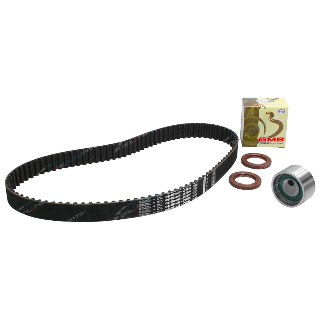 Timing Belt + Tensioner Kit suits Suzuki Carry GA413 G13BB 1.3L Engine 1999 2000 2001 2002 2003 2004 2005