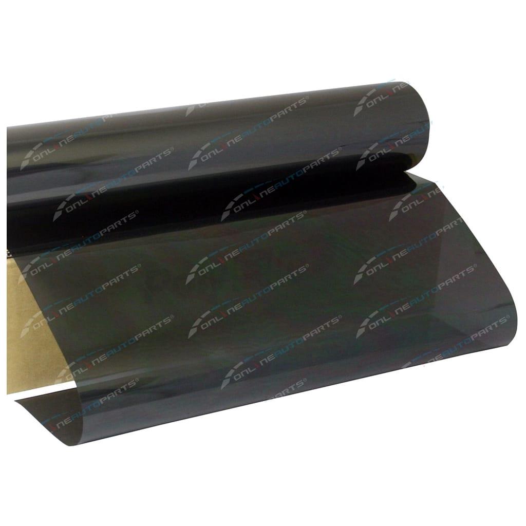 Window Tint Film 20% Dark Black 76cm-6m Car Auto Home Office DIY Roll