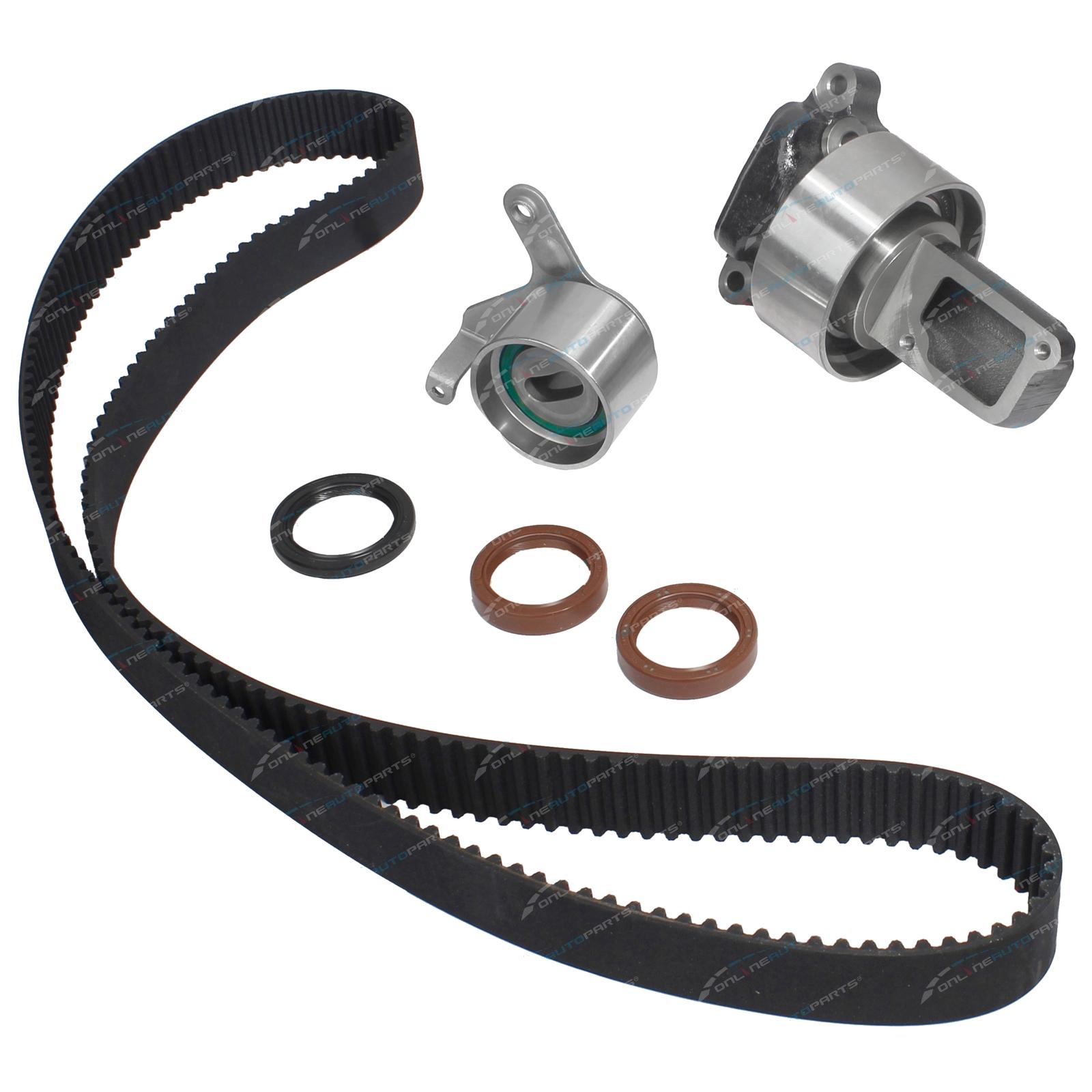 Timing Belt + Tensioner Kit suits Toyota 4Runner Surf VZN130 V6 3VZ-FE 3 0L  2959cc Engine 1990 to 7/1992