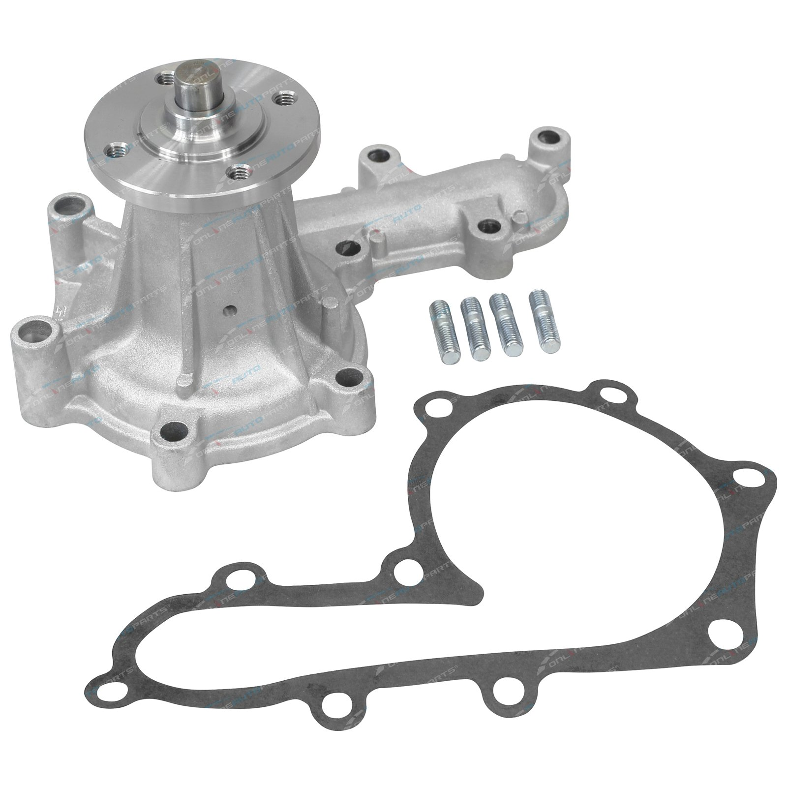 Water Pump suits Toyota Landcruiser 70 75 78 79 80 100 105 Series