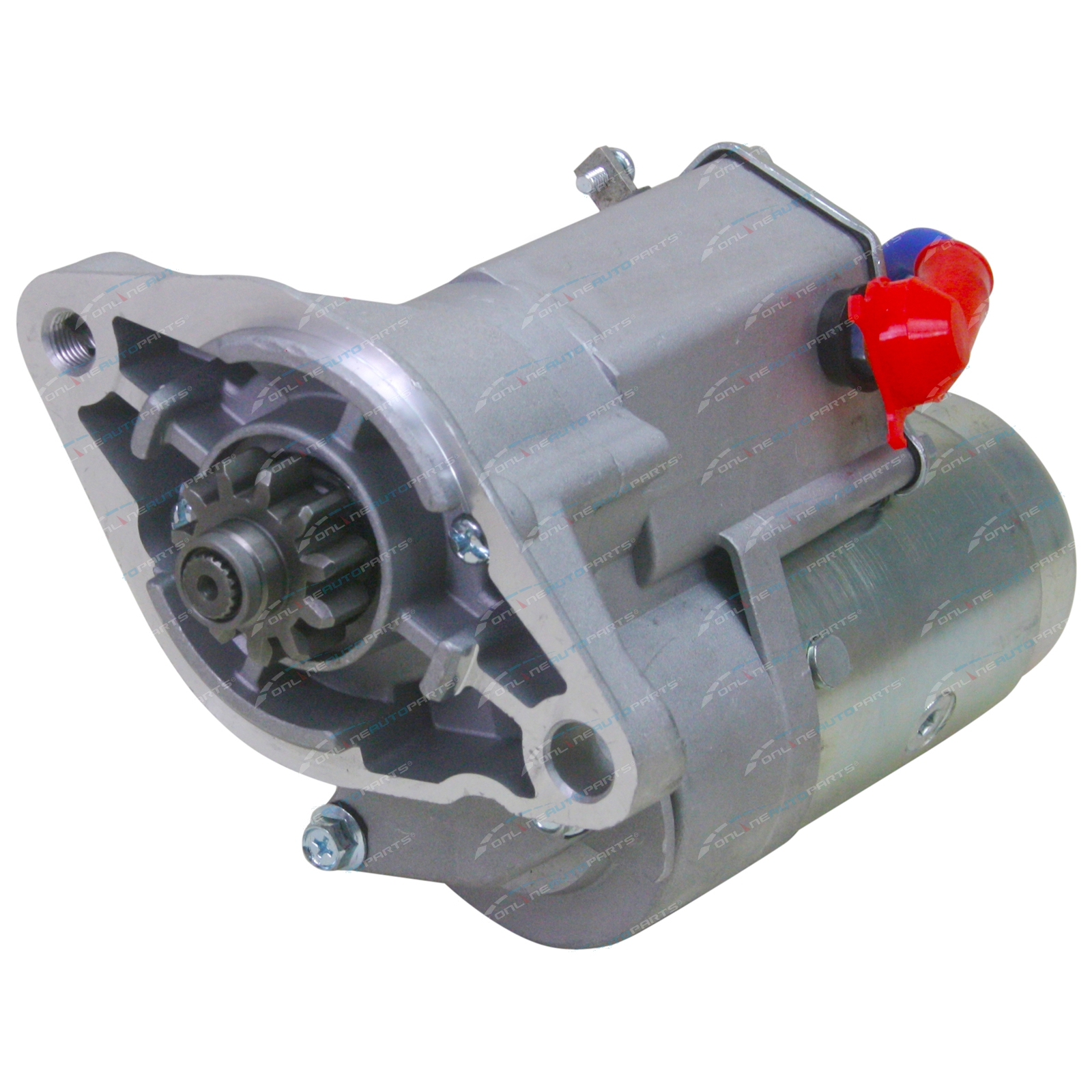 Starter Motor Suits Toyota Hilux Ln86 Ln106 Ln107 Ln111 4cyl 3l 28l Alternator Wiring Diagram Click To Enlarge