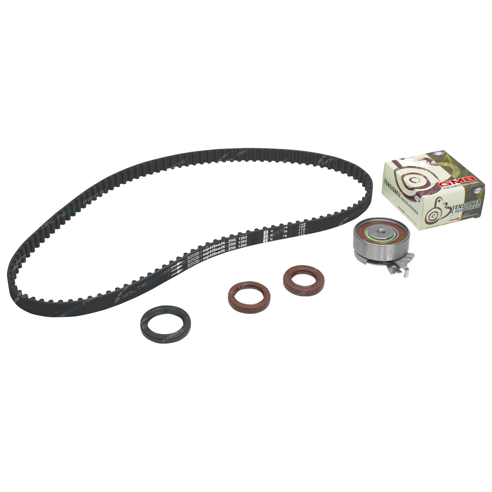 Timing Belt + Tensioner Kit Combo Van XC 2002-2004 4cyl Z16SE02 1.6L 1598cc Engine Holden