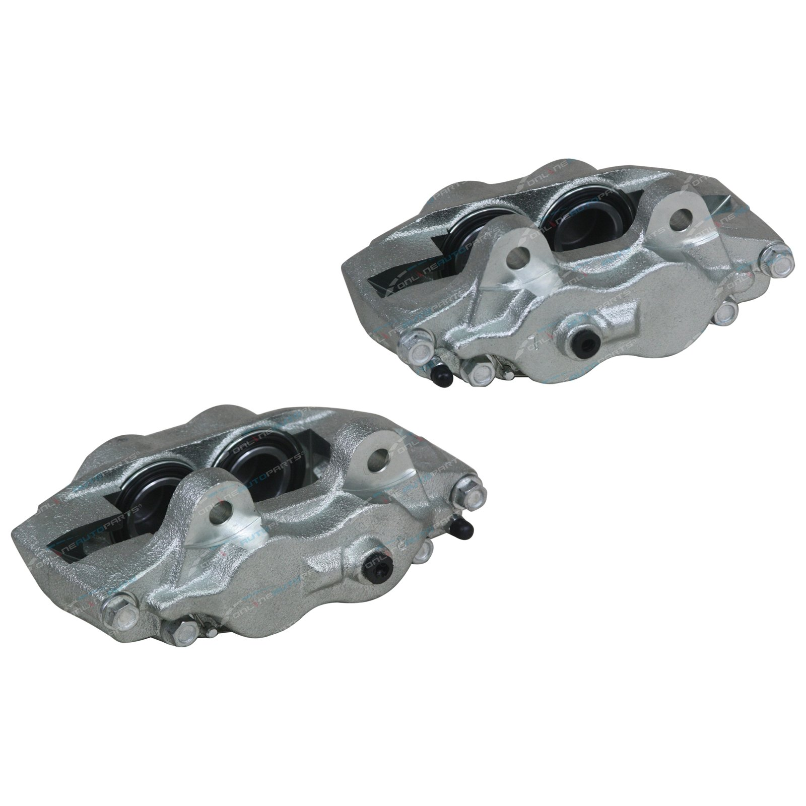 2 Front Brake Calipers Suits Toyota Surf 4runner Hilux Rn105 Rn106 Rn110 Rn130 Vzn130 Cal35080 Onlineautoparts