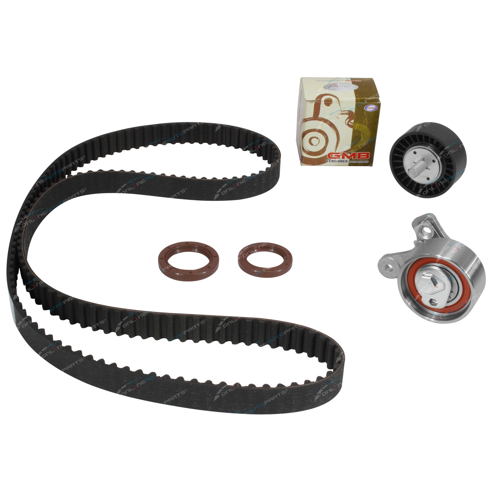 Timing Belt + Tensioner Kit Cruze JG Diesel 2.0L 2009-2011 4cyl Z20S1 1991cc 16v SOHC Engine Holden