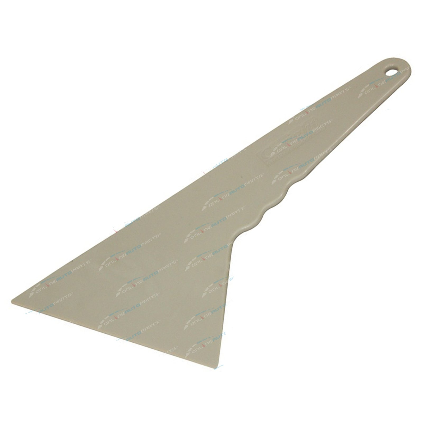 Triangle Plastic Hard Card Applicator Tint Installation Tool Window Film Sqeegee