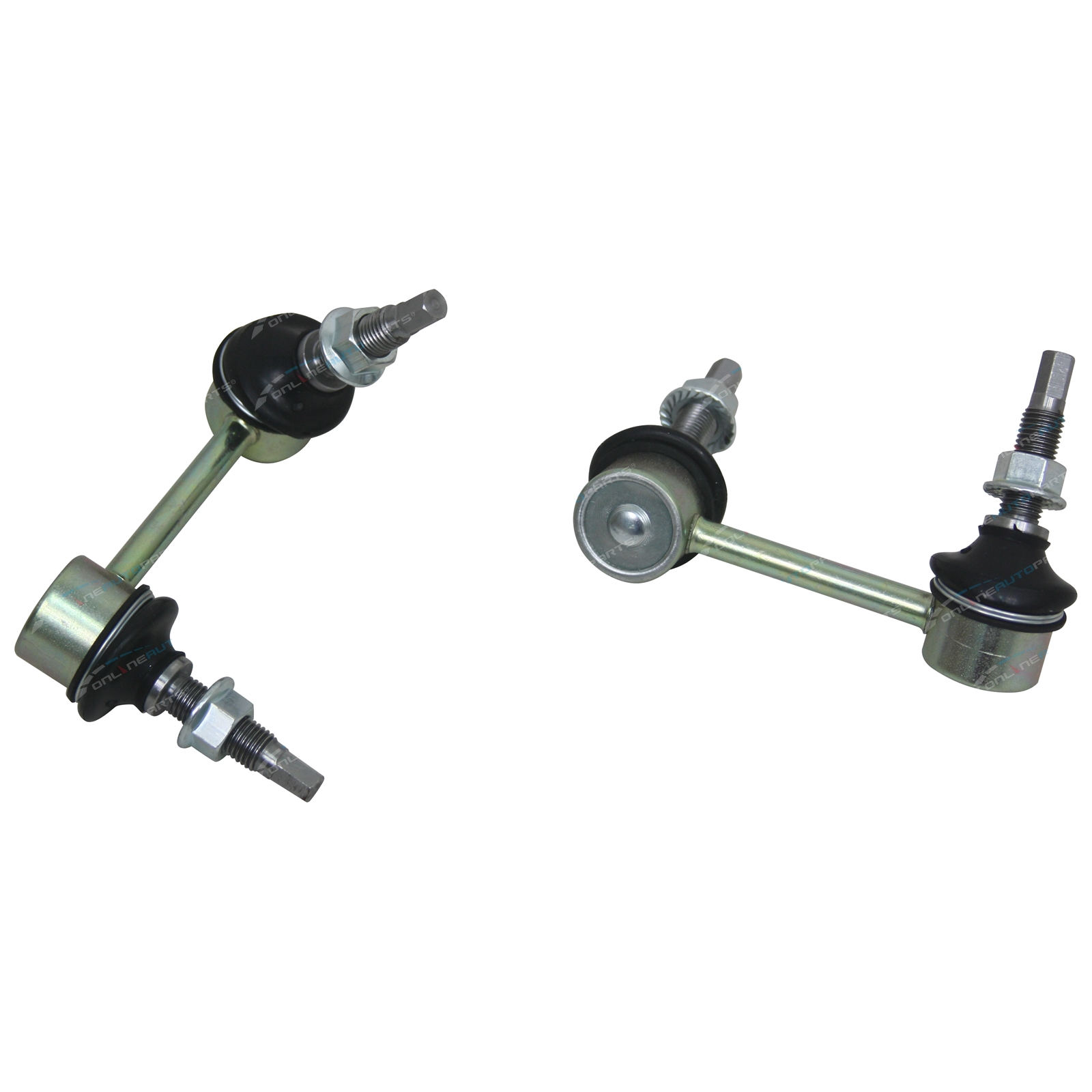 2 Front Sway Bar Link Rod Joint Ford Falcon AU-11 BA BF Ball
