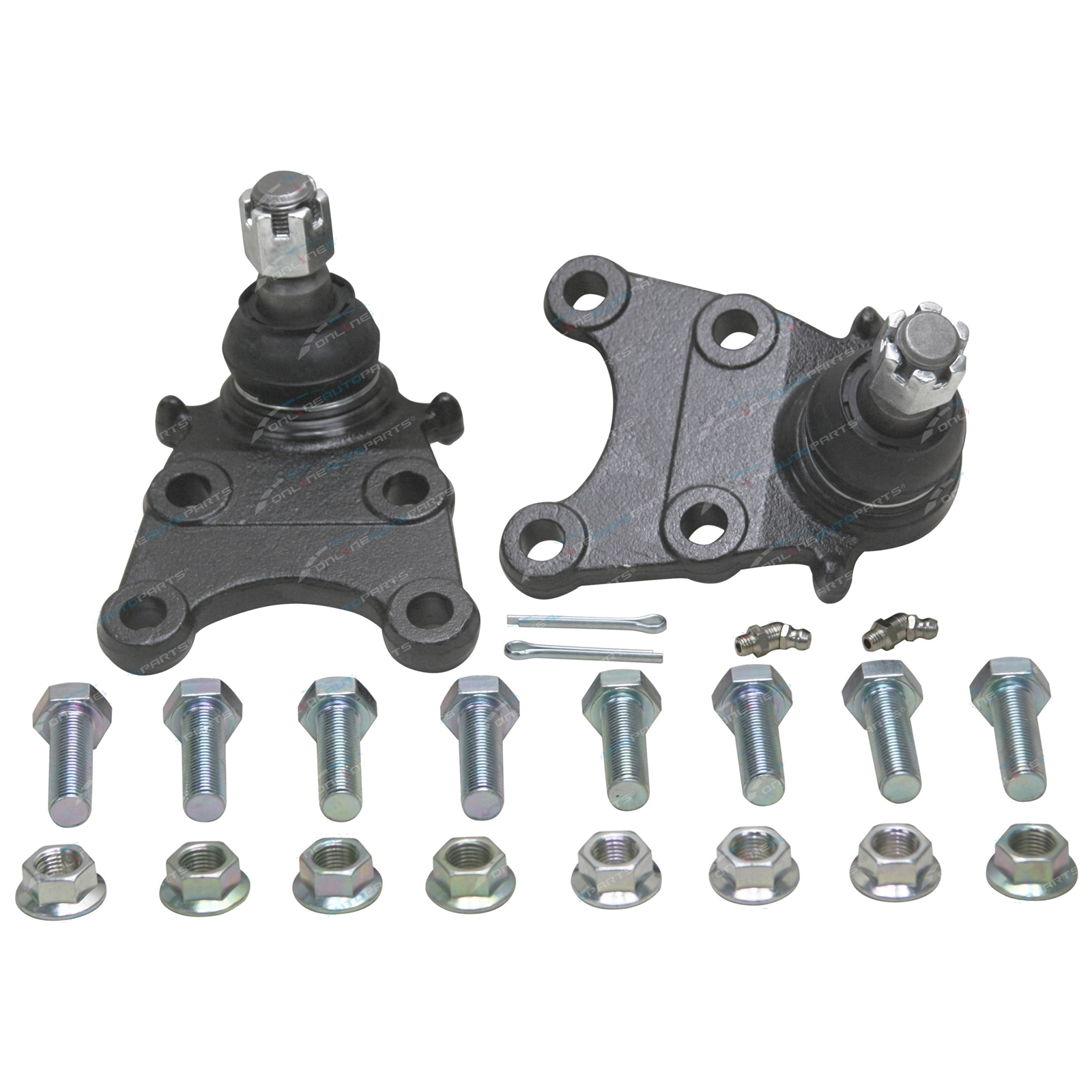 2 Lower Ball Joints suits Great Wall V240 X240 V200 CC K2 ...