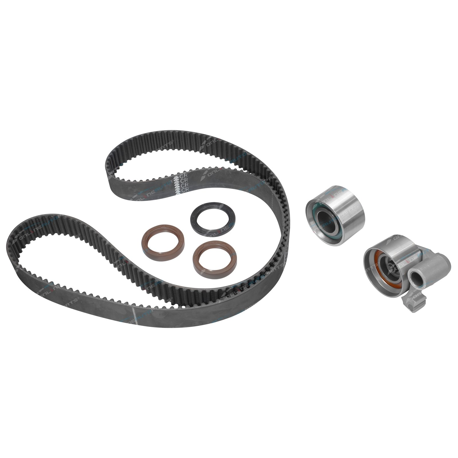 Timing Belt + Tensioner Kit suits Toyota Camry SXV10R VCV10R VDV10 3VZ-FE 3.0L Vienta Petrol Engine 1993 1994 1995 1996 1997
