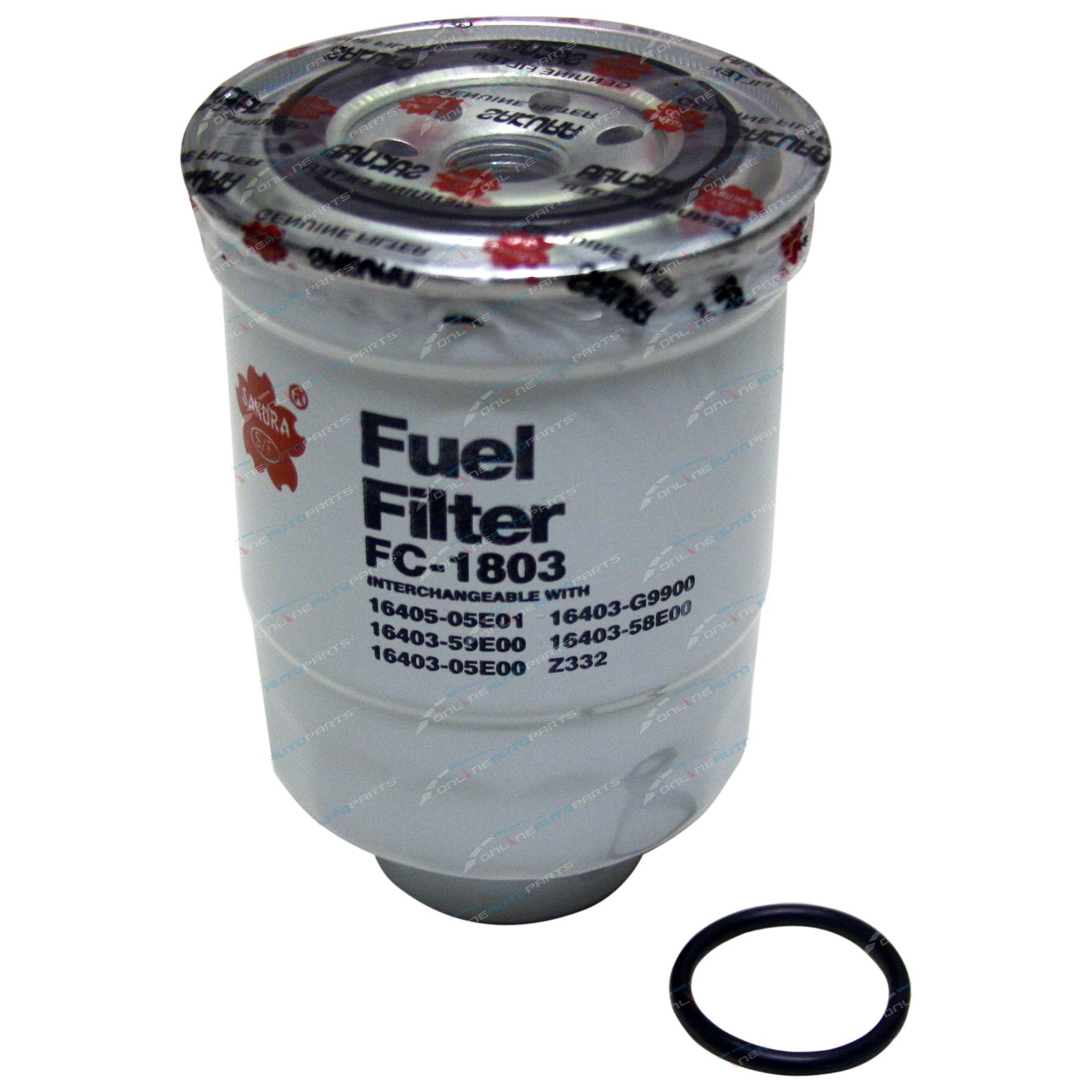Fuel Filter Suits Nissan Patrol Diesel Gq Gu Y60 Y61 28l 30l 42l For 04 14 0l Frieghtliner Click To Enlarge
