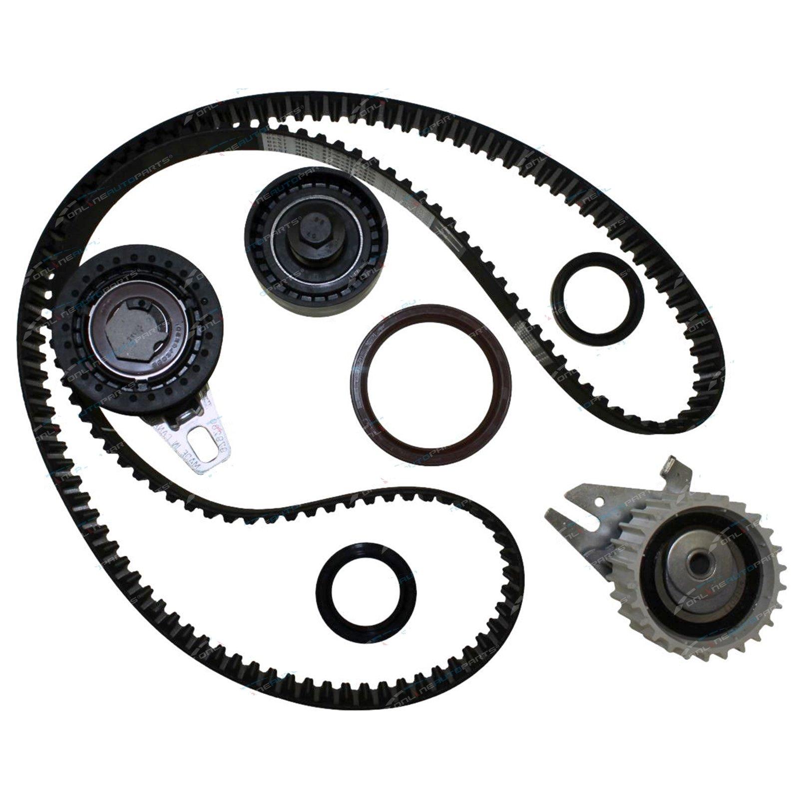 Timing Belt Tensioner Kit 147 156 1999-2010 2.0L AR32310 1970cc Twin Spark EFI 16v DOHC Alfa Romeo