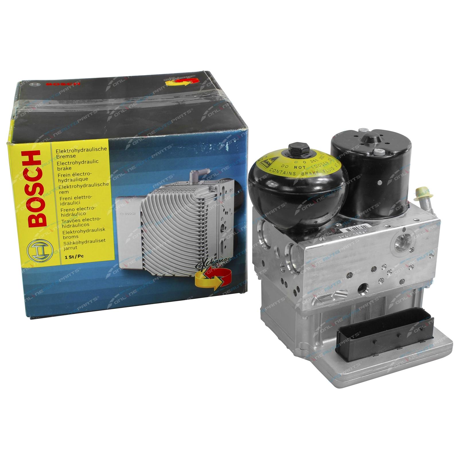 Genuine Bosch Hydraulic Brake Accumulator Unit Brake Booster