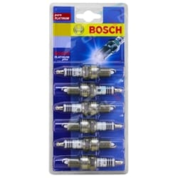 Set of 6 Bosch Platinum Spark Plugs Commodore VX VY 6cyl V6 3.8L Holden 2000 to 2004 | P15-6