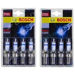Set of 8 Bosch Iridium Platinum Spark Plugs Holden Calais VN VP VR VS VT 5.0L V8 LB9 1989 to 1999 Fusion | ZPN-23154