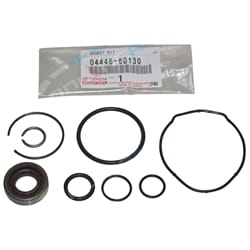 Power Steering Pump Gasket Seal Reapir Kit suits Landcruiser HDJ100 4X4 Genuine Toyota 2002 2003 2004 2005 2006 2007 | 04446-60130