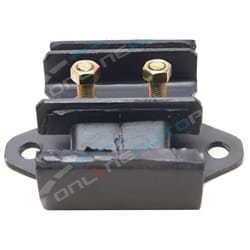 Rear Engine Transmission Mount suits Nissan Navara D21 D22 TD27 2.7L 4cyl Diesel 1992 1993 1994 1995 1996 1997 1998 1999 2000 2001 | EM9871