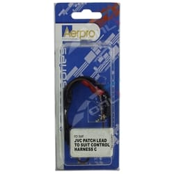 JVC Patch Lead (Aerpro) | APJVCPL