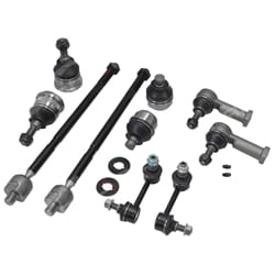 Ball Joints, Tie Rod Ends, Rack Ends & Sway Bar Links Kit Suspension Joint Kit Cozza | ZPN-33779