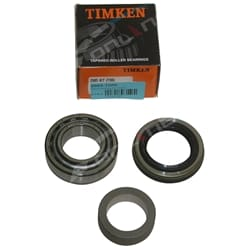 TIMKEN Rear Wheel Bearing Kit Holden HJ HQ HX HZ WB with Drum Brake Rear