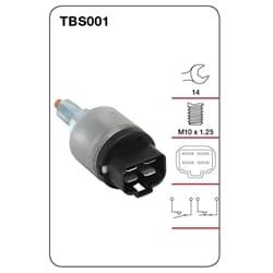 1 x Brake Stop Light Switch (Tridon) | TBS001