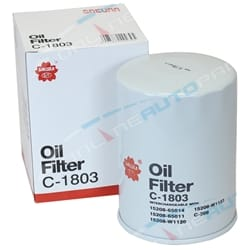 Engine Oil Filter fit Patrol GU Y61 1998-2006 6cyl Nissan TD42 TD42T TD42Ti 4.2L 4169cc