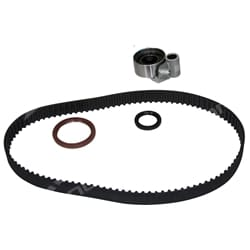 Timing Belt Kit suits Toyota Landcruiser HDJ78 HDJ79 HDJ100 Diesel 1HD-FTE Turbo Engine incl Tensioner | ZPN-03793