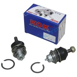 Set of 2 Front Lower Arm Ball Joints suit Excel X3 Hyundai (Accent) - Brand New Pair