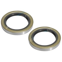 2 Rear Diff Axle Oil Seals suits Toyota Hilux Ute 1972-8/2008 Ute 2x4 4x4 4wd all models 1972 to 8/2008 | ZPN-03670