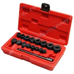 17 pce Universal Clutch Aligning Tool Kit Mechanics Car Clutch Alignment Align Bearing | A1112