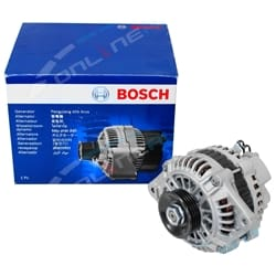 Bosch Alternator suits Hyundai Sonata Y2 AF21 AF31 G4CS 2.4L 4cyl Engine 1989 1990 1991